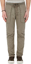 James Perse Men's Stretch-Cotton Utility Pants