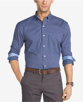 Izod Men's Non-Iron Stretch Performance Shirt, Only At Macy's
