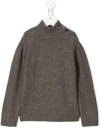 Bonpoint high neck sweater