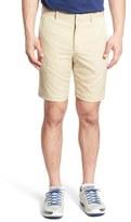 Bobby Jones 'Tech' Flat Front Wrinkle Free Golf Shorts