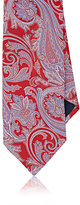 Barneys New York MEN'S PAISLEY SILK JACQUARD NECKTIE