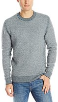 French Connection Men's Chevron Vhari Crew Neck Sweater