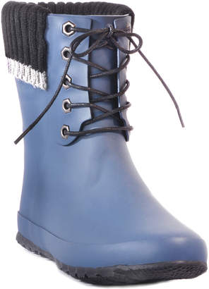 dav Coachella 2 Lace Rain Boot