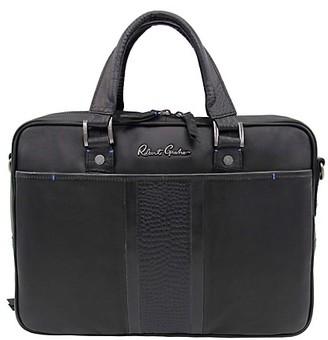 Robert Graham Keaton I Leather Briefcase