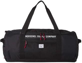 Herschel Sutton Carryall (Black) Duffel Bags