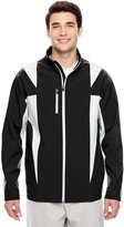Team 365 Men's Icon Colorblock Soft Shell Jacket 4XL