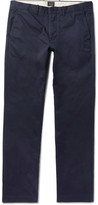 J.Crew 770 Broken-In Slim-Fit Cotton-Twill Chinos
