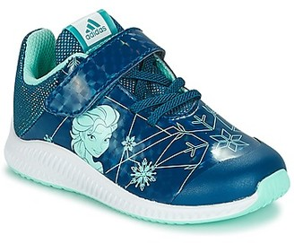 adidas DY FROZEN FORTARUN girls's Shoes (Trainers) in Blue