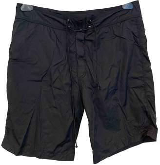 Gucci Black Polyester Swimwear