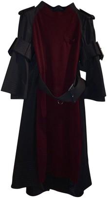 Sacai Other Wool Dresses