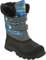Trespass Childrens/Kids Vause Fleece Lined Snowboots