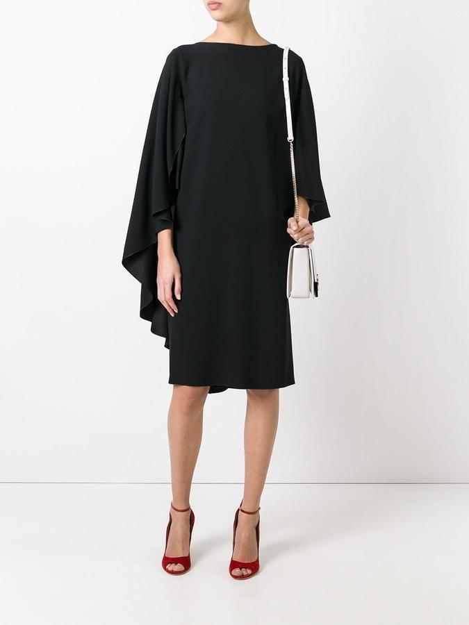 Alberta Ferretti Bat dress