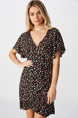 Supre Emily Wrap Dress