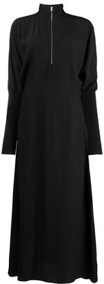 Colville Zip-Up Midi Dress