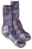 L.L. Bean SmartWool Hiking Socks, Light Crew