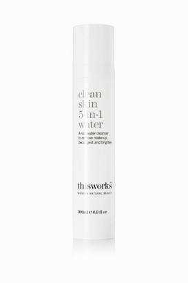 This Works Clean Skin 5-in-1 Water, 200ml - Colorless