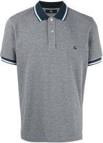 Fay embroidered logo polo shirt - men - Cotton - M