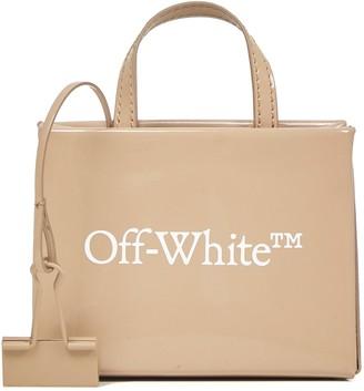Off-White Baby Box Tote Bag