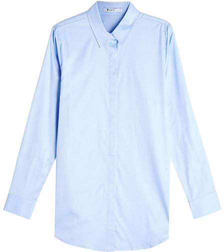 Alexander Wang Oversized Cotton Shirt