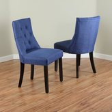 Monsoon Bellcrest Upholstered Dining Chairs (Set of 2)