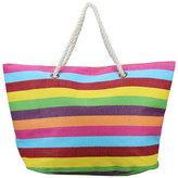 Condura MY162-2 Striped Tote Bag
