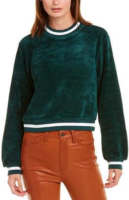 J.o.a. Varsity Stripe Pullover
