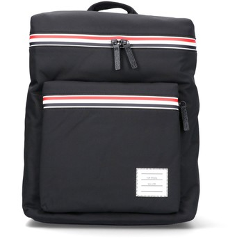 Thom Browne RWB Zipped Backpack