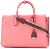 MCM large Milla tote - women - Leather/Suede - One Size