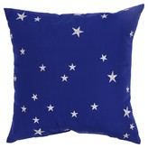 Threshold Blue With White Stars Outdoor Pillow 18