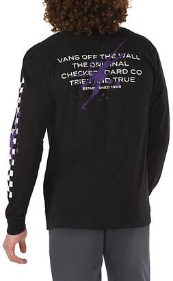 Vans Splat Long Sleeve T-Shirt