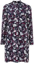Paul & Joe printed shirt dress