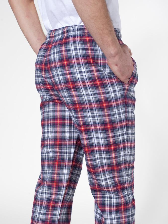 American Apparel Flannel Pajama Pant