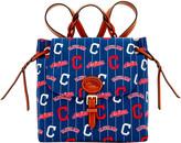 Dooney & Bourke MLB Indians Flap Backpack