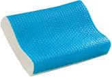 JCPenney Comfort Revolution Cooling Bubble Gel Memory Foam Contour Pillow