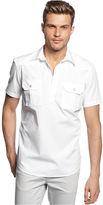 INC International Concepts Shirt, Long Sleeve Sloan Slim Fit Shirt