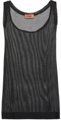 Missoni Open-knit Tank