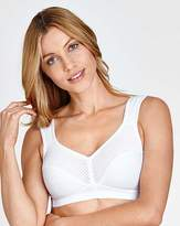 Miss Mary Of Sweden Miss Mary Firm Cotton Non Wired Bra