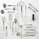 Williams-Sonoma Williams Sonoma Stainless-Steel 21-Piece Tools Set