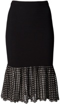 Alexander McQueen pencil skirt