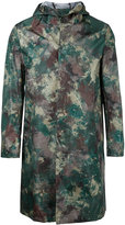MACKINTOSH camouflage coat - men - Nylon - 38
