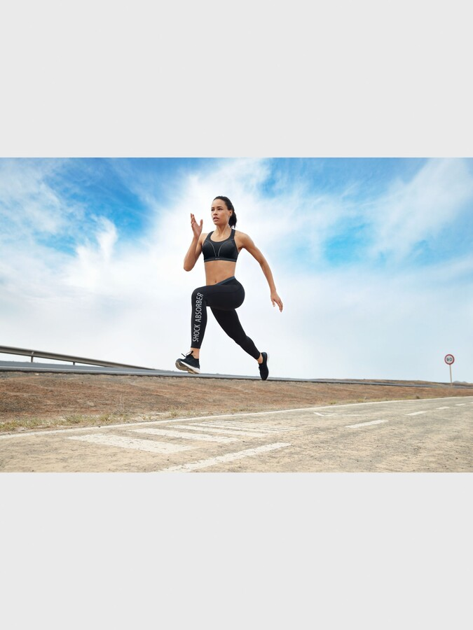 Thumbnail for your product : Shock Absorber Ultimate Run Non-Wired Sports Bra, Black
