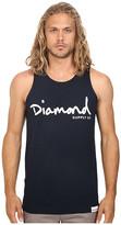 Diamond Supply Co. OG Script Tank Top