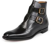 Vivienne Westwood & Joseph Cheaney Seditionary Dress Boots Black 6/39