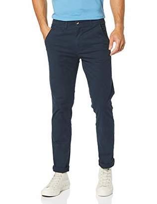 "Jacamo Men's Tapered Chino 33"" Long Trousers,(Size:38L)"