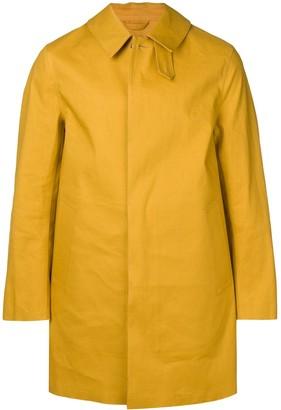 MACKINTOSH Arrowood Bonded Cotton Short Coat GR-002