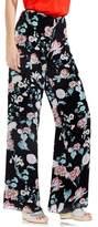Vince Camuto Floral Gardens Wide Leg Pants