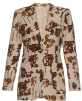 Bottega Veneta Broken-print jacket