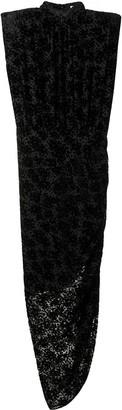 Veronica Beard Jacquard Asymmetric-Hem Dress