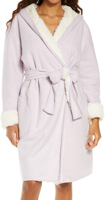 UGG Portola Reversible Hooded Robe