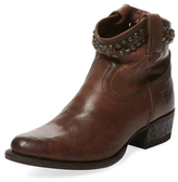 Frye Diana Cut-Out Studded Bootie